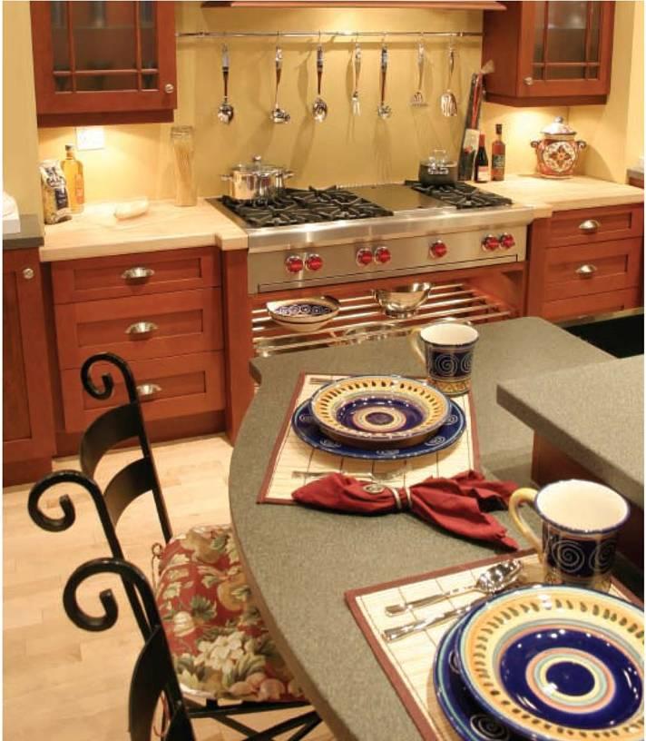 Elmwood Kitchen Cabinet Door Styles: INSPIRATION