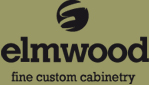 Elmwood Fine Custom Cabinetry Logo